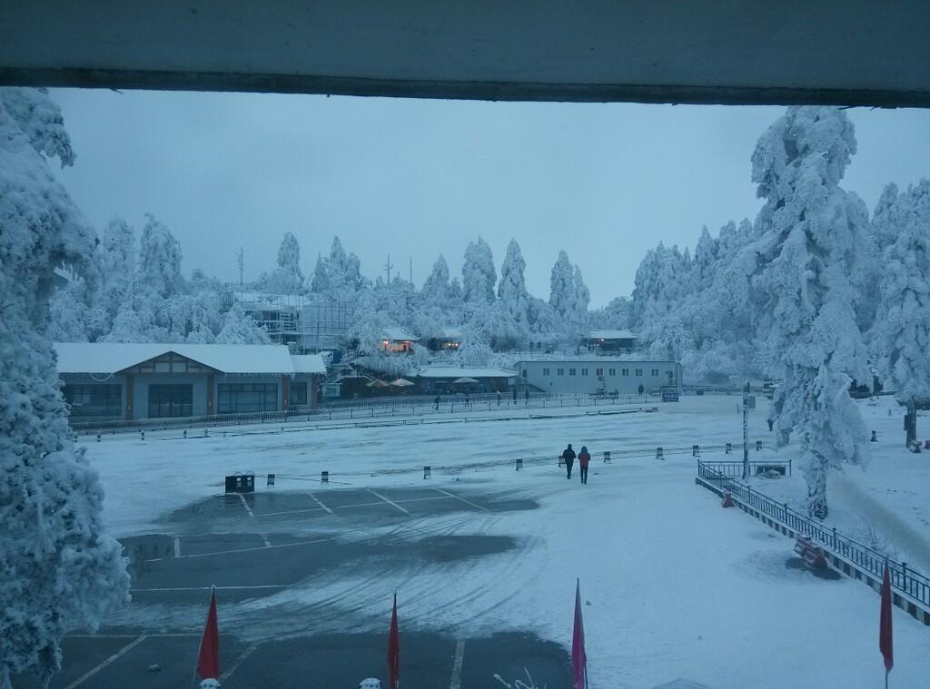 2月份的峨眉雪07